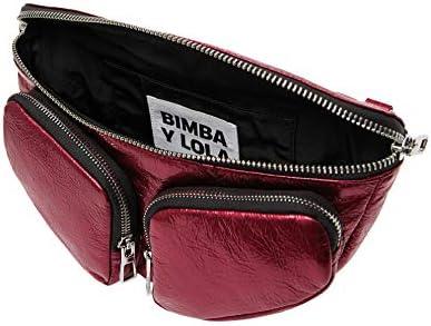 Bimba y Lola 192BBPW2X - Bolso de piel para mujer: Amazon.es: Zapatos y complementos