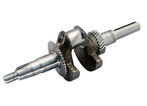 Everest New Crankshaft Crank Shaft for 6.5HP Compatible with Honda GX200 Gas Engine (Clone Engine Parts)