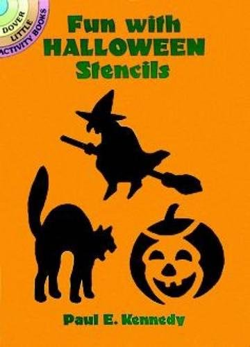 Fun with Halloween Stencils (Dover (Stencil Type)
