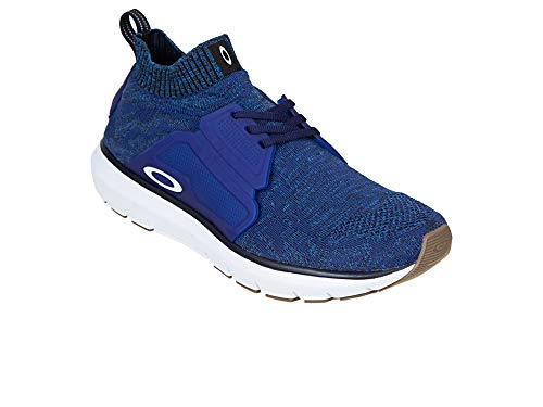 Oakley Mens STRIDE RUNNING SNEAKERS, FATHOM, 9.5