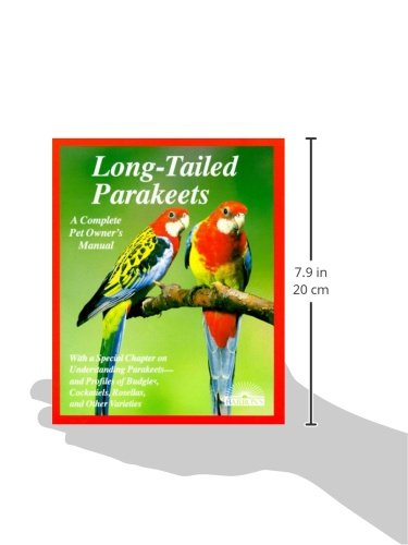 Long-Tailed Parakeets (Complete Pet Owner's Manuals) 2