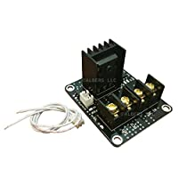 [initeq] MOSFET Board for 3D Printer Heat Bed Controller 210A High Current for Anet A8 and Wanhao i3 and others by initeq