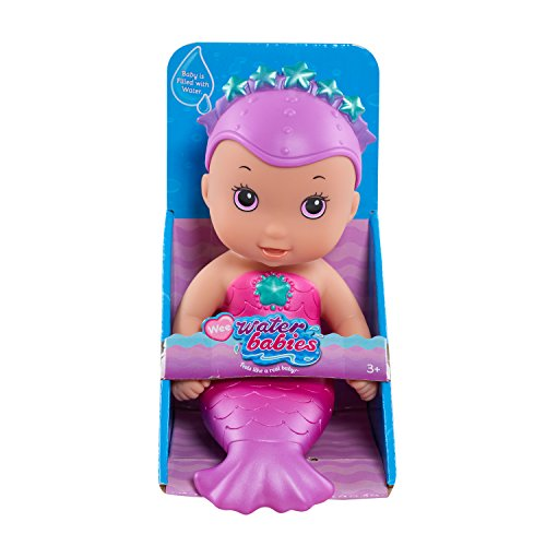 Just Play Wee Waterbabies Puppy Baby Doll