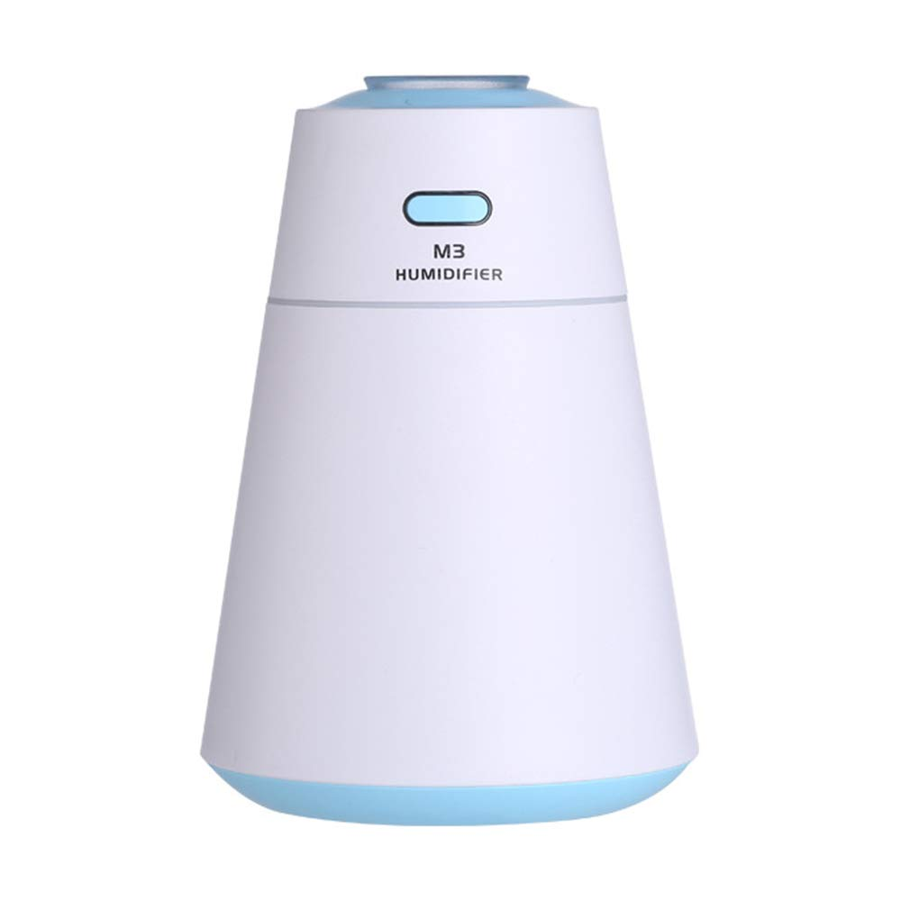 WitMoving Cool Air Humidifier USB Rechargable Ultrasonic Mist Whisper-Quite For Babies and Bedroom
