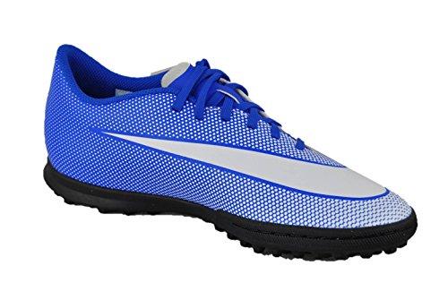 Nike , Chaussures pour homme spécial foot en salle bleu bleu
