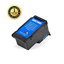 SaveOnMany ® Canon CL-246XL Tri-Color High Yield CL-246-XL CL246XL CL246-XL (8280B001AA) Cyan Magenta Yellow CL246 XL Compatible Remanufactured Ink Cartridge For PIXMA MG2400 Series, MG2420, MG2520, MG2900 Series, MG2920, MG2922, MG2924, MX492, iP2820 ~ 300 Pages Yield