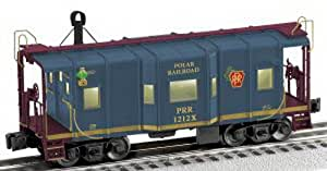 Lionel 6 27656 o 27 i 12 caboose polar for What is the best polar express train ride