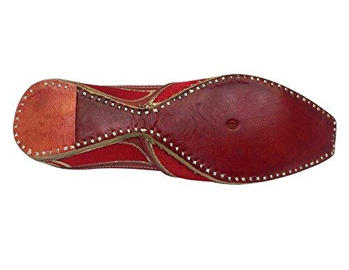 Shoes Style Flat Casual Joti Shoe Khussa Flop Shoes Mojari n Shoes Indian Step Bridal 0q5USS