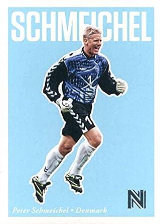 Amazon.com  2017 Panini Nobility  28 Peter Schmeichel Denmark Soccer ... 1179e8c84