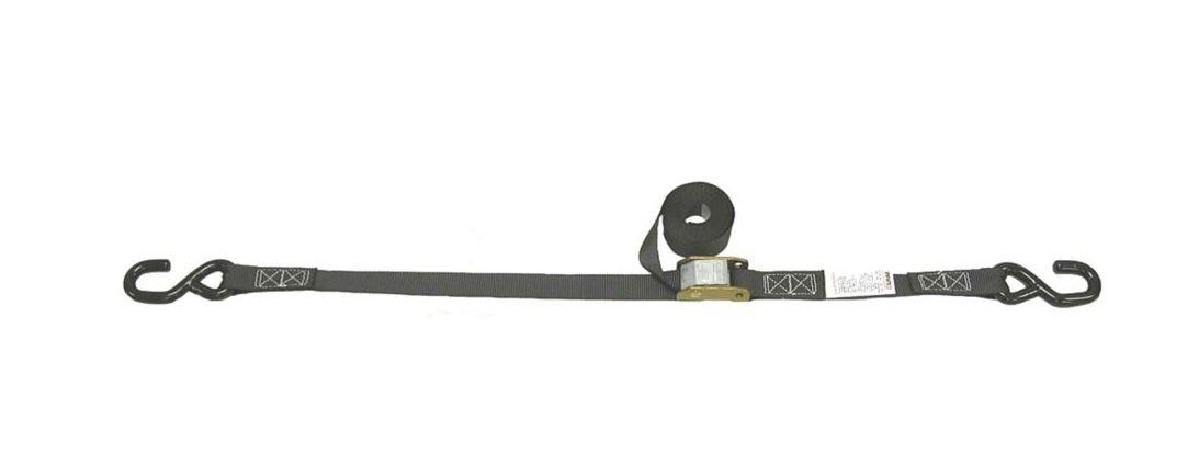330 lb Liftall 6A111 Tiedown Open Hook LIF   6A111 Cam Strap Assembly