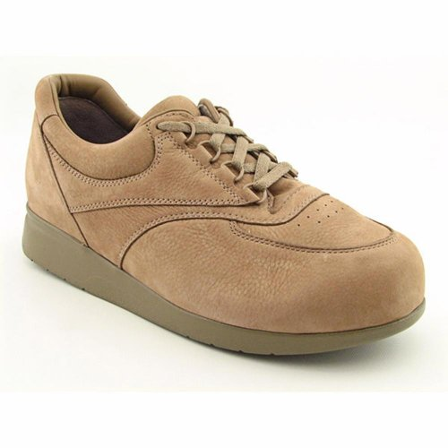 Drew Shoes Womens Blazer Plus Sneaker Taupe Nubuck yACPCf