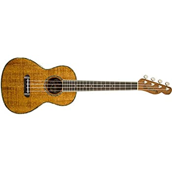"Fender Tenor Ukulele ""Nohea"" - All Koa"