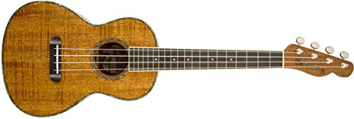 Fender Tenor Ukulele ''Nohea'' - All Koa by Fender