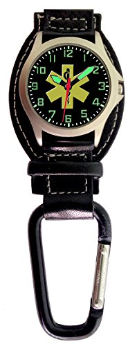 Carabiner Logo (EMT Logo Carabiner Theme Watch)