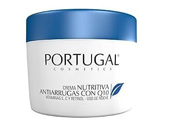 Anti-wrinkle Moisturizing Cream with Coq10, Vitamin E, Retinol, (Spf15)