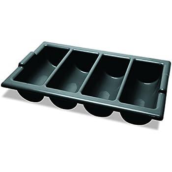 Amazon.com | Tablecraft (1524B) 4 Compartment Flatware
