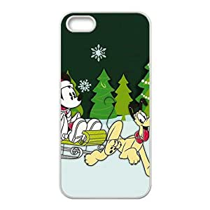 DAZHAHUI Mickey Mouse Phone Case for iPhone 5S Case