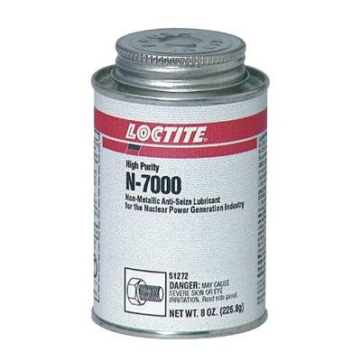 Loctite N-7000 Paste Anti-Seize Lubricant - 2 lb Can - 51273 [PRICE is per BOTTLE]