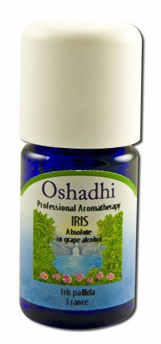 Oshadhi Essential Oil Singles Iris Absolute 1 mL