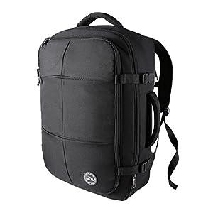 2a4f44c62 Mochila de Cabina Expandible Uppsala – perfecto para equipaje de mano y carry  on 55x40x20 expande ...