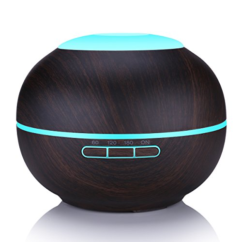 Essential Diffuser Ultrasonic Humidifier Changing