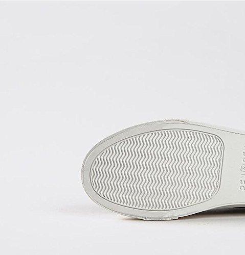 Toile Filles White Occasionnels Baskets Plat Chaussures Fond étudiants Koyi Blanches Espadrilles Chaussures à Femme de Chaussures fqnCwEO