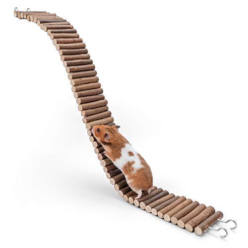 Niteangel Hamster Suspension Bridge Toy - Long