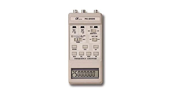 B/&K PRECISION 1856D Frequency Counter