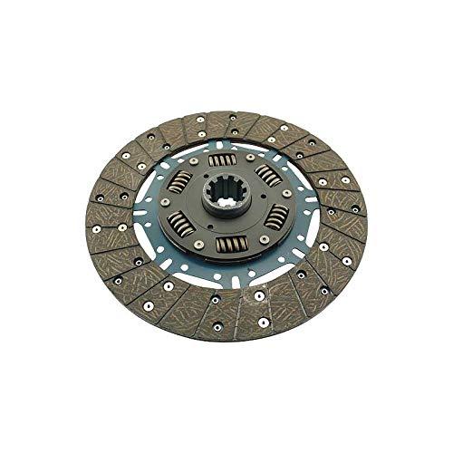 MACs Auto Parts 47-13431 Clutch Disc - 10 Diameter - 10 Spline - 3 Speed - Pickup 6 & 8 Cylinder Truck 3/4 & 1 Ton
