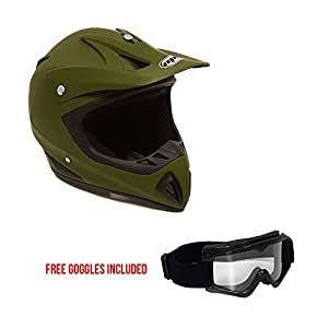 Amazon.com: Motorcycle Helmet Off Road MX ATV Dirt Bike