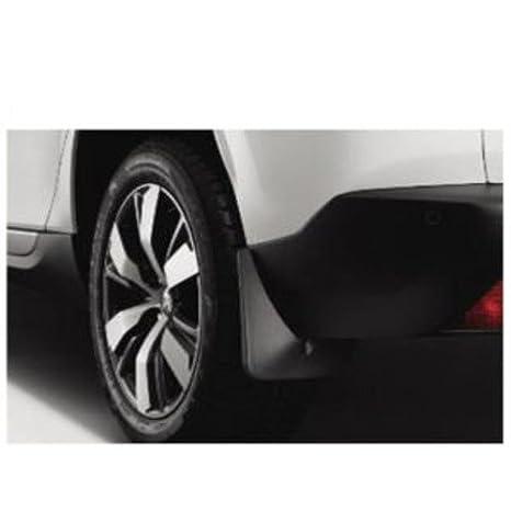 MXBIN Garde-boue avant arri/ère de garde-boue de voiture 4Pcs for PEUGEOT 2008 2013-2016 Entretien et entretien de la voiture