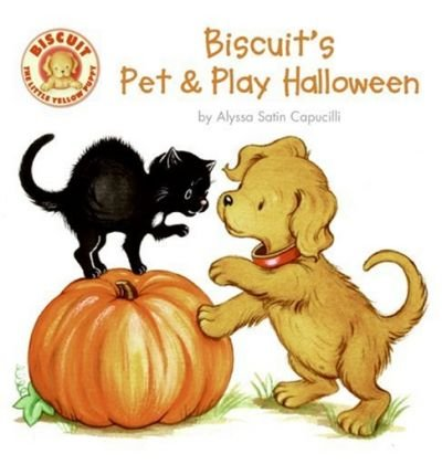 (Biscuit's Pet & Play Halloween (Biscuit (Board Books)) (Board book) -)