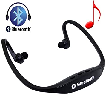 VicTsing Auriculares Bluetooth estereo deporte inalámbrica de manos libres para iPhone 6 6 Plus iPhone 5