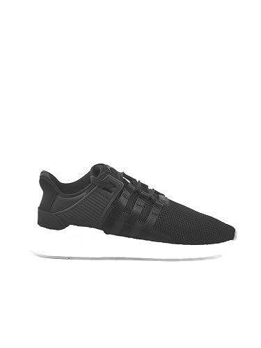 adidas EQT Support 93/17 BZ0585, Chaussures de Fitness Homme, Noir (Negbas/Negbas/Ftwbla), 43 1/3 EU
