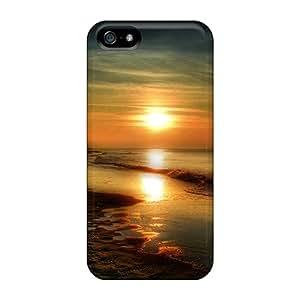 Iphone 5/5s Case Bumper Tpu Skin Cover For Setting A Tone Accessories