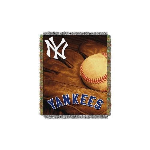 New York Yankees Tapestry Throw - The Northwest Co MLB 051 Yankees Vintage Throw