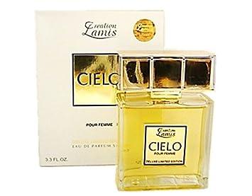 Amazon.com : CIELO POUR FEMME BY CREATION LAMIS PERFUME FOR WOMEN 3.3 OZ / 100 ML EAU DE PARFUM SPRAY : Beauty