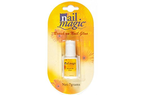 Brush On Nail Glue 7gm Nail Magic Fineline