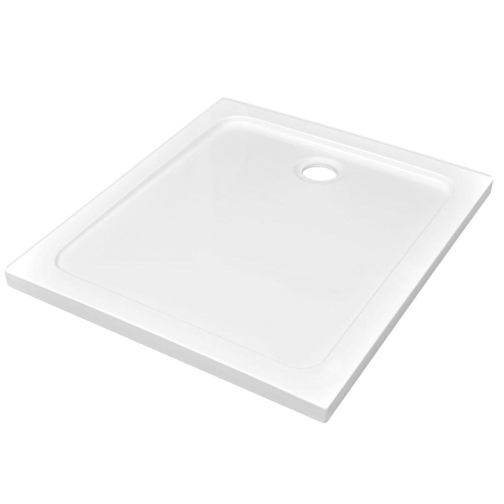 80x90 cm Bianco