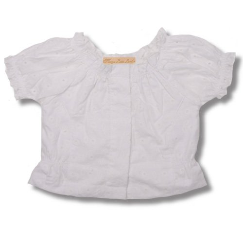 Baby & Toddler Girls Cute Eyelet Blouse