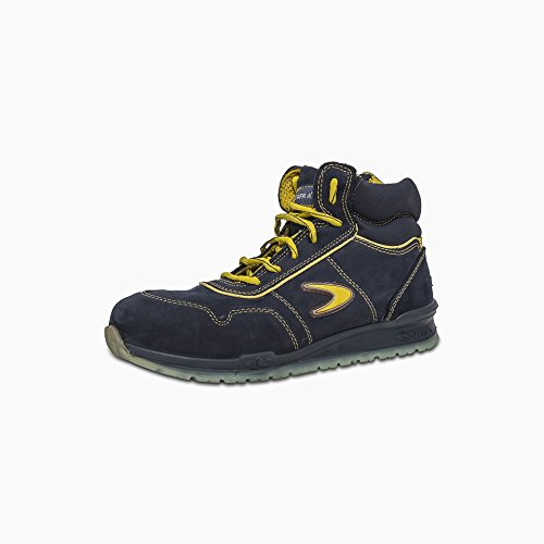 "Cofra 78470–003.w40Talla 40s3src ""Maiocco Zapatos de seguridad, color azul"