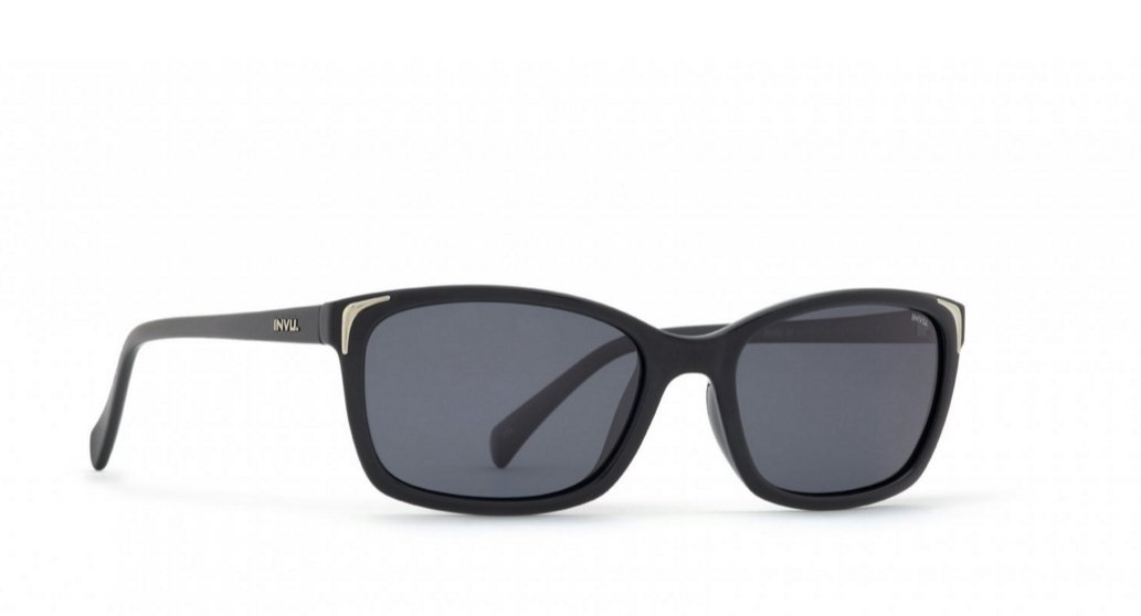 Gafas de sol polarizadas INVU B 2404 y negro lentes 100% UV Block ...