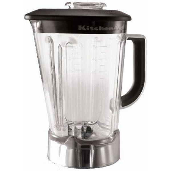 KitchenAid 9709363 Lid Black