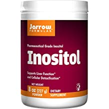 Jarrow Formulas Inositol Powder, Supports Liver Function, 600 mg, 8 oz