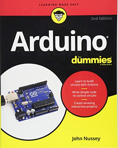 Top 3 recommendation arduino book for dummies