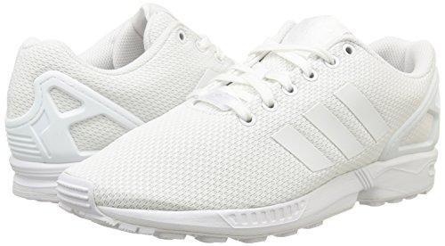 Bianco white Adidas Adulto Da Flux Ginnastica Zx Unisex – Scarpe wz8a6q