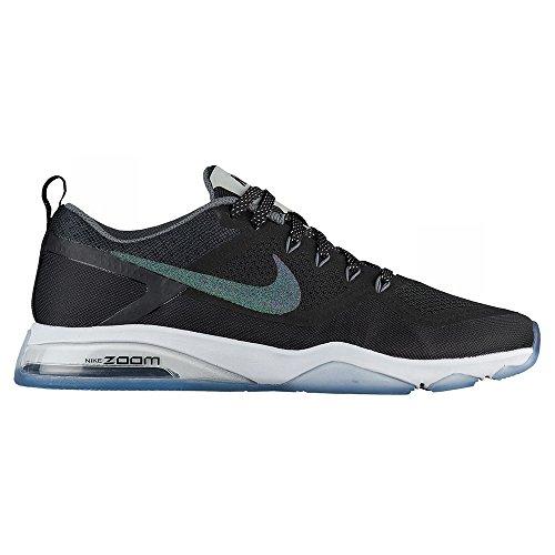 Nike W Air Zoom Fitness Mtlc Donna 922877-001 Nero Multicolor 001