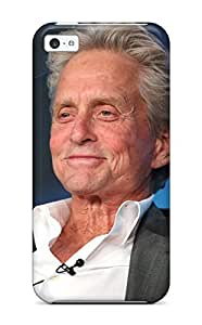 Flexible Tpu Back Case Cover For Iphone 5c - Michael Douglas