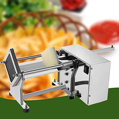 Commercial Electric Potato Slicer for Chips Finlon French Fries Potato Cutting Machine Fruit Vegetable Cutter With Three Moulds
