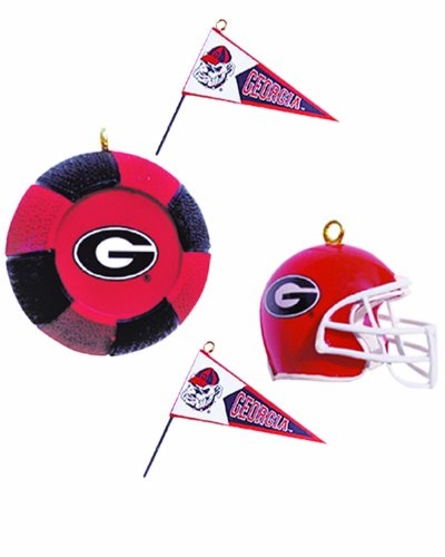 NCAA Georgia Bulldogs Four-Pack Sports -